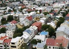 reykjaviku obraz royalty free