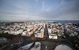Reykjavk Lizenzfreies Stockbild