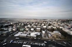 Reykjavk Stockfotografie