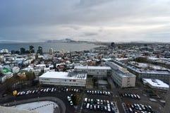 Reykjavk Stockfotos