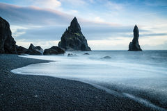 Reynisdrangar Royalty Free Stock Photo