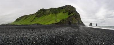 Reynisdrangar in Iceland Royalty Free Stock Images