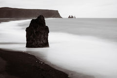 Reynisfjara Photographie stock