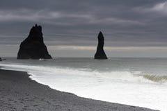 Reynisfjara Beach Stock Photography