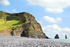 Reynisfjara Beach, Iceland Stock Photography