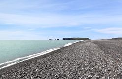 Reynisfjara Beach, Iceland Royalty Free Stock Photography