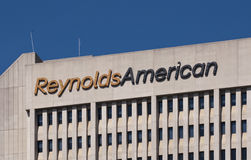 Reynolds American World Headquarters Royalty Free Stock Photo