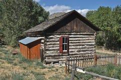 Reynolds Cabin Imagen de archivo libre de regalías