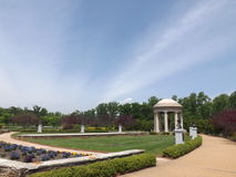 Reynolds Garden, National D-Day Memorial, Bedford, VA, USA Royalty Free Stock Images