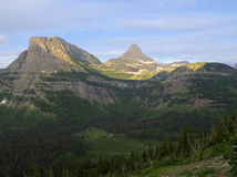 Reynolds Mountain Royalty Free Stock Photo