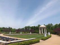 Reynolds ogród, Krajowy ważnego dnia pomnik, Bedford, VA, usa Obrazy Royalty Free