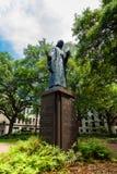 Reynolds Square Savannah Stock Image