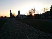 Rezekne, μνημείο της Mara στοκ εικόνες