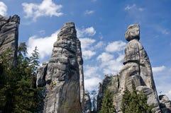 rezerwat przyrody Obrazy Royalty Free