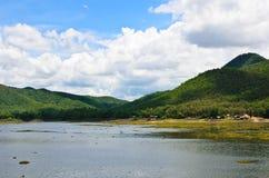 Rezerwat wodny Obrazy Stock