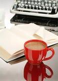 rezerwuje kawę Zdjęcie Royalty Free