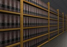 rezerwuje prawo Obraz Stock