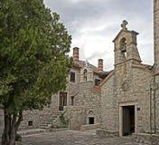 Μοναστήρι Rezevici Στοκ Εικόνες