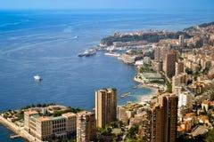 Rezidentials van Monaco Stock Afbeelding