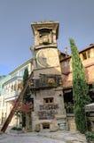 Rezo Gabriadzes Glockenturm des Marionettentheaters Lizenzfreie Stockbilder