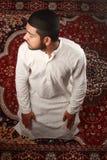 Rezo musulmán Fotos de archivo libres de regalías