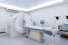 Rezonans magnetyczny spektroskopii maszyna Zdjęcie Royalty Free