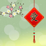 Rezos chinos Imagen de archivo libre de regalías