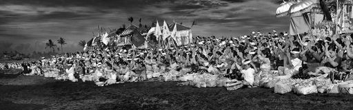 Rezos del Balinese Imágenes de archivo libres de regalías