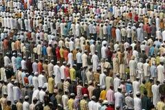 Rezos islámicos Fotos de archivo libres de regalías