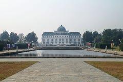 Rezydencja ziemska dom Zdjęcie Stock