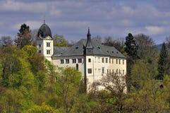 Rezydencja ziemska dom Hruby Rohozec Obraz Royalty Free