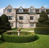 Rezydencja ziemska dom w Warwickshire, Anglia Obrazy Stock