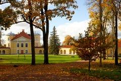 Rezydencja ziemska Krusenstern Zdjęcie Stock