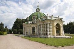 Rezydencja ziemska Kuskovo moscow Obraz Royalty Free