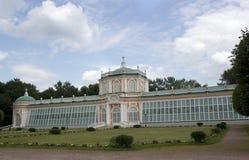 Rezydencja ziemska Kuskovo moscow Obrazy Royalty Free