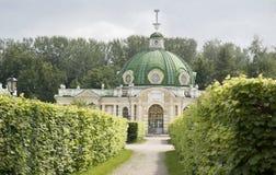 Rezydencja ziemska Kuskovo moscow Zdjęcia Royalty Free