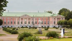 Rezydencja ziemska Kuskovo moscow Zdjęcie Stock