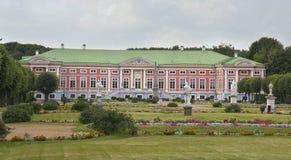 Rezydencja ziemska Kuskovo moscow Obrazy Stock