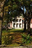 Rezydencja ziemska stary Dom zdjęcia stock