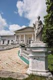 Rezydencja ziemska Tarnowski (XVIII-XIX wieki ) Zdjęcie Royalty Free