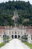 Rezzato (Brescia,  Italy): Villa Fenaroli Royalty Free Stock Photography