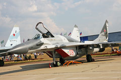 Free RF - 92929 - Military Fighter Russian Air Force Royalty Free Stock Photography - 38161267