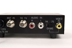 rf modulator Obrazy Stock