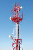 RF-Tower Royalty Free Stock Image