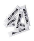 RFID标签 免版税库存照片