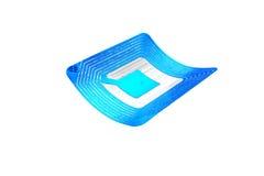 RFID Fotografia Stock Libera da Diritti