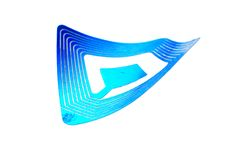 RFID Royalty-vrije Stock Foto