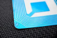 RFID Photo stock