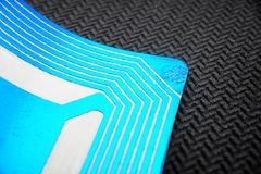 RFID Imagens de Stock Royalty Free