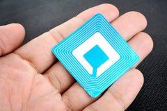 RFID 免版税库存图片